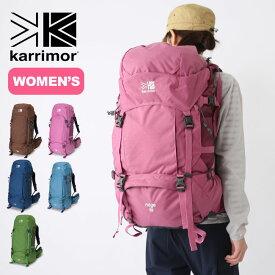カリマー リッジ 40 スモール karrimor ridge 40 small バックパック リュック ザック レディース <2019 秋冬>