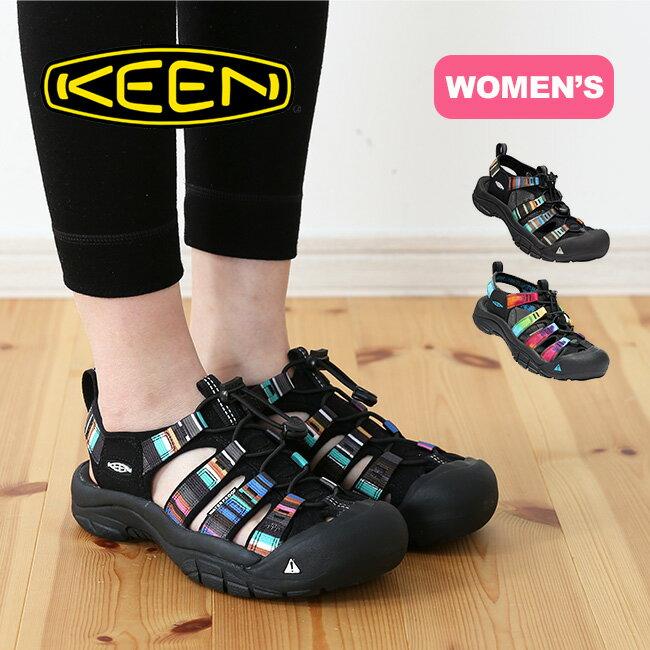 キーン ニューポート H2 ウィメンズ KEEN NEWPORT H2 サンダル スポーツサンダル 水陸両用 靴 レディース 女性用 <2019 春夏>