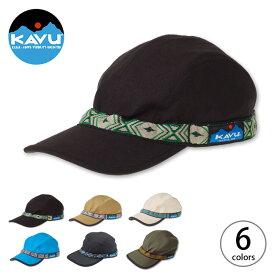 カブー ストラップキャップ KAVU Strapcap キャップ 帽子 11863001 <2019 春夏>