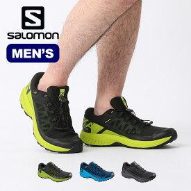 サロモン XAエレヴェイト ゴアテックス メンズ SALOMON XA ELEVATE GTX スニーカー シューズ 靴 トレラン <2019 春夏>