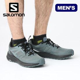 サロモン オデッセイトリプルクラウン SALOMON ODYSSEY TRIPLE CROWN メンズ スニーカー シューズ 靴 L40685700 <2019 春夏>