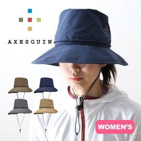 【キャッシュレス 5%還元対象】アクシーズクイン UPF50+ ハット AXESQUIN ウィメンズ AX1047 帽子 UVカット アクセサリー アウトドア 旅行 レジャー <2019 春夏>