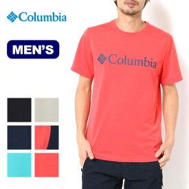 コロンビア アーバンハイクショートスリーブTシャツ Columbia Urban Hike Short Sleeve Tee メンズ トップス ウェア 半袖 Tシャツ <2019 春夏>
