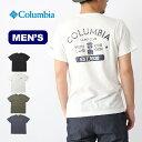 コロンビア ビッグイエローメドーショートスリーブTシャツ Columbia Big Yellow Meadow Short Sleeve Tee メンズ トッ…