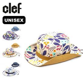クレ リバーシブルガーデンハット Clef REV. GARDEN HAT 帽子 ハット メンズ レディース ユニセックス RB3593 アウトドア 【正規品】