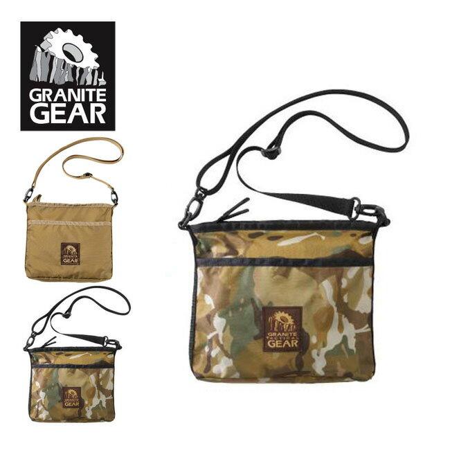 グラナイトギア タクティカル サチェル GRANITE GEAR tactical satchel ショルダーバッグ ポーチ サコッシュ<2019 春夏>