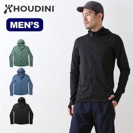 【キャッシュレス 5%還元対象】フーディニ メンズ ファントムフーディー HOUDINI M's Phantom Houdi アウター 男性 sp19ss