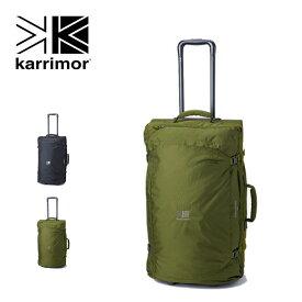 カリマー クラムシェル 80 karrimor キャリーケース キャリーバッグ 旅行 トラベル 海外旅行 出張 遠征 ビジネスアウトドア