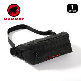 マムート クラシックバムバッグ 1L MAMMUT Classic Bumbag 2520-00470-0001-100 ヒップバッグ ショルダーバッグ ウエストポーチ 1L 【正規品】