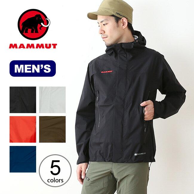 マムート マイクロレイヤージャケット ジャケット MAMMUT MCROLAYER Jacket ハードシェル シェルジャケット レインジャケット メンズ 1010-25332 <2019 春夏>