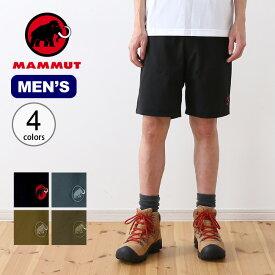 【キャッシュレス 5%還元対象】マムート トレッカーズショーツ メンズ MAMMUT TREKKERS Shorts パンツ ショートパンツ ショーツ 短パン 1020-11850 <2019 春夏>