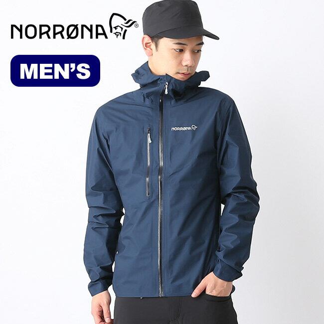 ノローナ ビィティフォーン ゴアテックスアクティブ2.0ジャケット メンズ Norrona bitihorn Gore-Tex Active 2.0 Jacket (M) トップス アウター ハードシェル 2646-18 <2019 春夏>