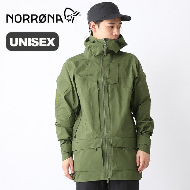 ノローナ リーコン ゴアテックスプロジャケット Norrona recon Gore-Tex Pro Jacket ジャケット アウター コート ミリタリー ハードシェル ユニセックス メンズ レディース 3202-18 <2019 春夏>