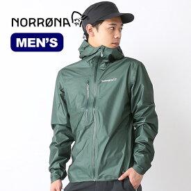ノローナ ビィティフォーン ウルトラライトドライ3ジャケット メンズ Norrona bitihorn ultra light dri3 Jacket (M) ジャケット トップス ハードシェル <2019 春夏>