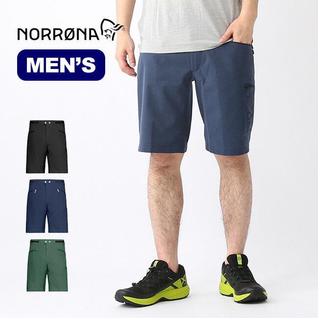 ノローナ ビィティフォーン フレックス1ショーツ メンズ Norrona bitihorn flex1 Shorts (M) ボトムス ショートパンツ 短パン 2619-18 <2019 春夏>