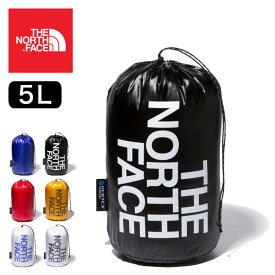 ノースフェイス パーテックススタッフバッグ5L THE NORTH FACE Pertex Stuff Bag 5L NM91901 スタッフバッグ サブバッグ パッキング シースルー キャンプ アウトドア 【正規品】