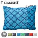 サーマレスト コンプレッシブルピロー M THERM-A-REST Compressible Pillow M 枕 圧縮収納 ピロー <2019 春夏>
