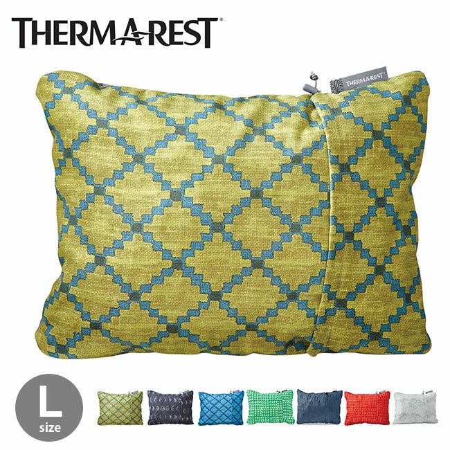 サーマレスト コンプレッシブルピロー L THERM-A-REST Compressible Pillow L 枕 圧縮収納 ピロー <2019 春夏>