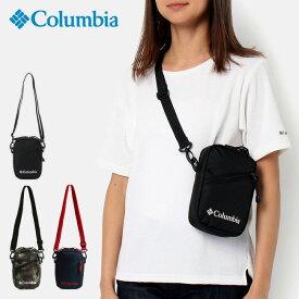 コロンビア プライスストリームミニショルダー Columbia Price Stream Mini Shoulder ショルダーポーチ ポーチ アクセサリーポケット 2WAY タウンユース サブバッグ PU8237 <2019 春夏>
