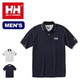 【キャッシュレス 5%還元対象】ヘリーハンセン S/S ツインセイルポロ HELLY HANSEN S/S Twin Sail Polo ポロシャツ トップス ショートスリーブ HH31804