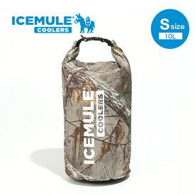 【キャッシュレス 5%還元対象】アイスミュール クラシッククーラー S ICEMULE THE ICEMULE CLASSIC™ S クーラーバッグ ショルダー 保冷 10リットル カモ柄 59408 <2019 春夏>
