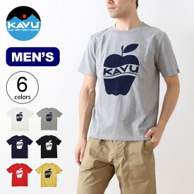 カブー アップルTee KAVU Apple Tee Tシャツ トップス ショートスリーブ 半袖 19820233 <2019 春夏>