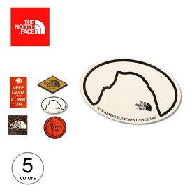 ノースフェイス TNFプリントステッカー TNF THE NORTH FACE Print Sticker ステッカー ロゴ シール デカール