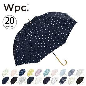 ワールドパーティー アンブレラ ロング Wpc. Umbrella long 長傘 カサ かさ 傘 雨具 雨傘 <2019 春夏>
