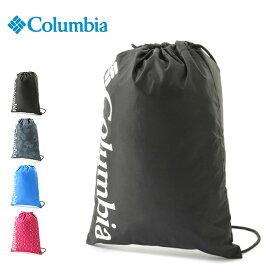 コロンビア コロンビアドローストリングバッグ Columbia COLUMBIA DRAWSTRING™ BAG ドローストリング ナップサック サブバッグ バッグ UU9062 <2019 春夏>