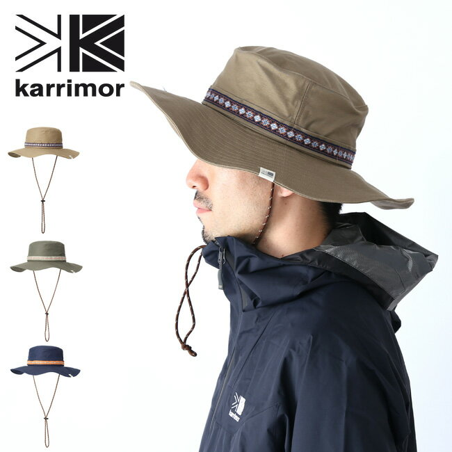 カリマー サファリハット karrimor safari hat ハット 帽子 ユニセックス <2019 春夏>