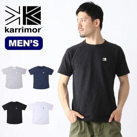 カリマー カリマー2パックT karrimor 2pack T Tシャツ 2枚組 メンズ アウトドア 【正規品】