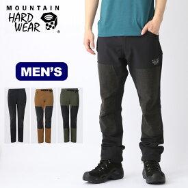 マウンテンハードウェア ダブルドラゴンパンツ メンズ Mountain Hardwear Double Dragon Pant パンツ ロングパンツ ボトムス マウンテンパンツ OE8220 <2019 春夏>