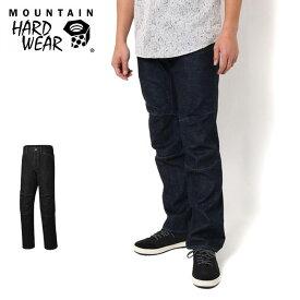 マウンテンハードウェア セルビッジデニムクライムパンツ メンズ Mountain Hardwear Selvedge Denim Climb Pant ボトムス ロングパンツ パンツ 長ズボン OM7396 <2019 春夏>