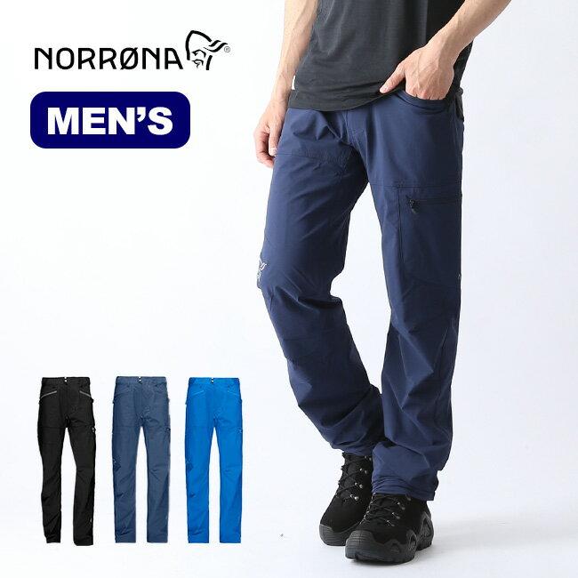 ノローナ フォルケティン フレックス1パンツ メンズ Norrona falketind flex1 Pants (M) パンツ ソフトシェル ロングパンツ 3321-14 <2019 春夏>