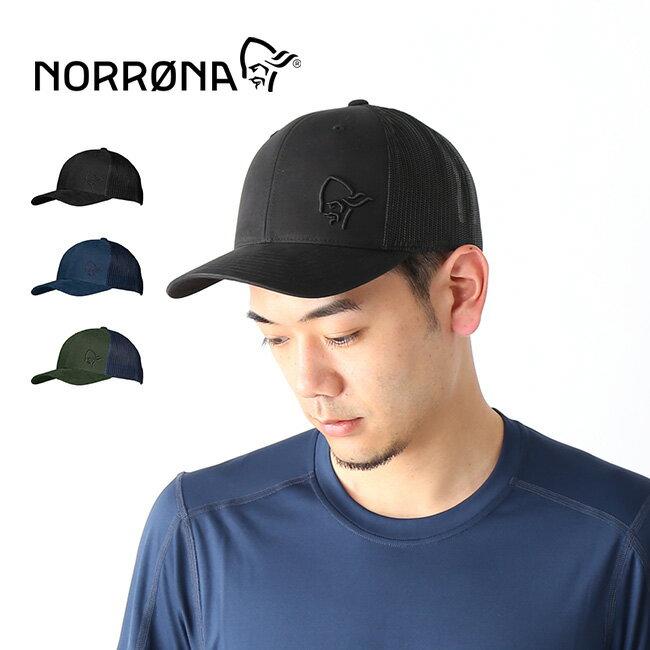 ノローナ /29 トラッカーメッシュスナップバックキャップ Norrona /29 Trucker mesh snap back Cap 帽子 キャップ アクセサリー 3422-18 <2019 春夏>