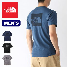 ノースフェイス S/S スクエアロゴジャガードTee メンズ THE NORTH FACE S/S Square Logo Jacquard Tee Tシャツ トップス ショートスリーブ 半袖 NT11932 <2019 春夏>