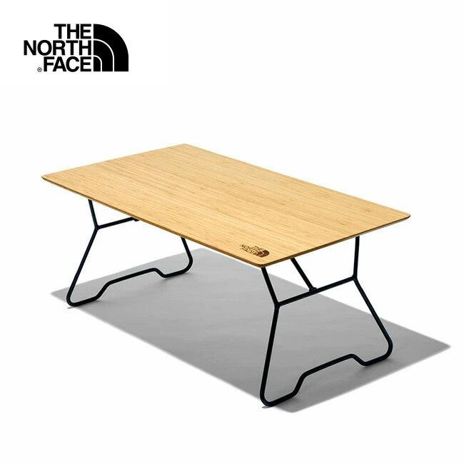 ノースフェイス TNFキャンプテーブルスリム テーブル 折りたたみテーブル 折り畳みテーブル 机 NN31901 <2019 春夏>