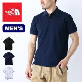 ノースフェイス S/S クールビジネスポロ メンズ THE NORTH FACE S/S Cool Business Polo トップス ポロシャツ ショートスリーブ 半袖 メンズ NT21938 <2019 春夏>