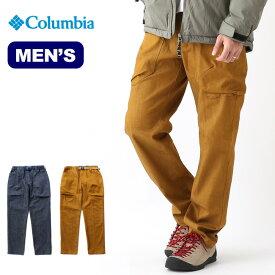 コロンビア ビッグブルークレストパンツ Columbia Big Blue Crest Pant メンズ ボトムス パンツ ロングパンツ 長ズボン <2019 春夏>