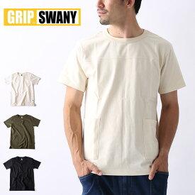 グリップスワニー キャンプポケットTシャツ GRIP SWANY CAMP POCKET T SHIRT Tシャツ 半袖 GSC-23 <2019 春夏>