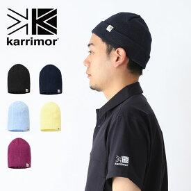 【キャッシュレス 5%還元対象】カリマー JPビーニー karrimor JP beanie 帽子 ビーニー ニット帽 メンズ レディース <2019 春夏>