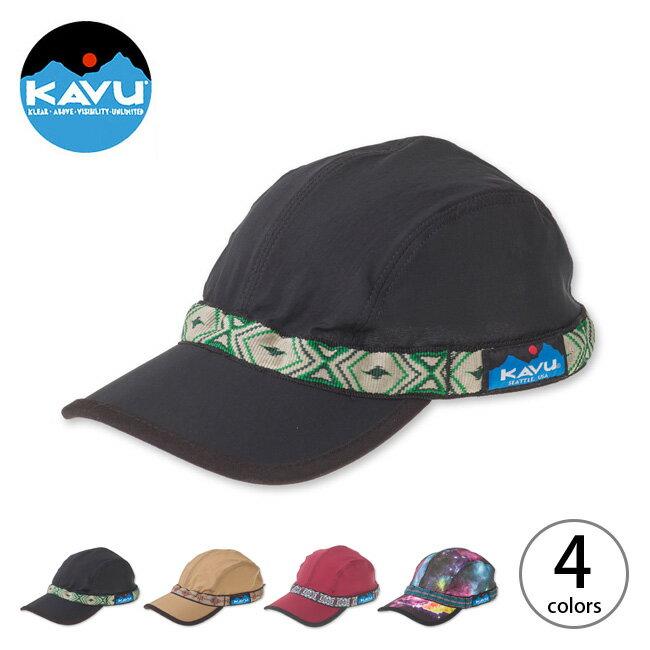 カブー シンセティックストラップキャップ KAVU Synthetic Strapcap キャップ 帽子 11863028 <2019 春夏>