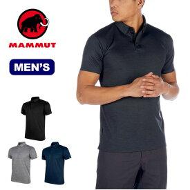 マムート アジェリティアドバンスドポロ AF メンズ MAMMUT Aegility Advanced Polo AF メンズ トップス ポロシャツ シャツ 1017-01440 <2019 春夏>