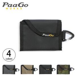 パーゴワークス トレイルバンク M PaaGo WORKS TRAIL BANK M 財布 小銭入れ ウォレット カードケース UW902 <2019 春夏>