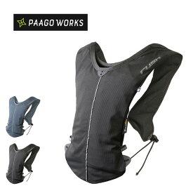 パーゴワークス ラッシュ 3 エアー PaaGo WORKS RUSH 3 AIR RP901 ランニングパック トレランパック リュックサック <2019 秋冬>