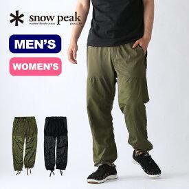 スノーピーク インセクトシールドパンツ snow peak InsectShieldPants ウェア メンズ レディース ボトムス ロングパンツ 虫対策 PA-19SU108 <2019 春夏>