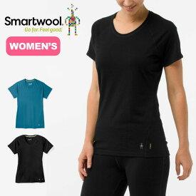 【キャッシュレス 5%還元対象】スマートウール 【ウィメンズ】メリノ150ベースレイヤーショートスリーブ Smartwool Merino 150 Baselayer S/S 半袖 ショートスリーブ Tシャツ <2019 春夏>