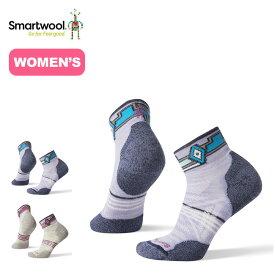 スマートウール 【ウィメンズ】PhDアウトドアライトパターンミニ Smartwool Women's PhD Outdoor Light Pattern Miniレディース ユニセックス 靴下 ソックス SW71170 <2019 春夏>