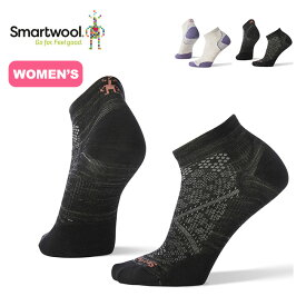 スマートウール 【ウィメンズ】PhDランウルトラライトローカット Smartwool 靴下 ソックス くるぶし丈 くるぶし ショート SW70553 <2019 春夏>