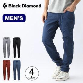 ブラックダイヤモンド メンズ ノーションパンツ Black Diamond NOTION PANTS パンツ ロングパンツ ボトムス クライミングパンツ ジム ボルダリング BD67066 <2019 春夏>